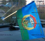 Флаг автомобильный 104-я гв.ВДД (12Х18см)