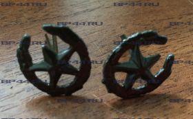 Эмблемы полевые ПВ КГБ СССР