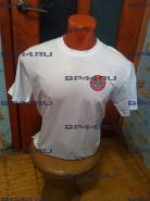 Футболка белая Новороссия