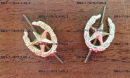 Эмблемы ПВ КГБ СССР