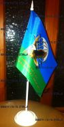 """Флаг """"103-я гв.ВДД"""" (12Х18см на подставке)"""